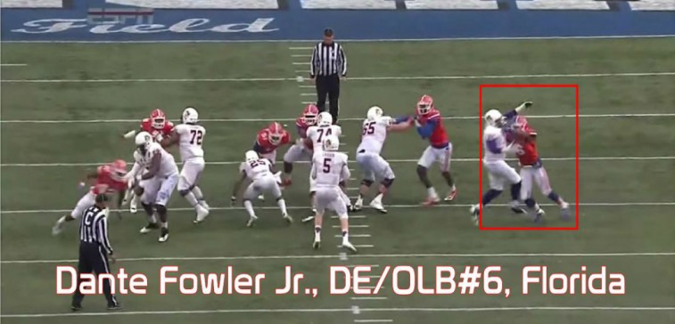 Dante Fowler Scouting Report Cover Photo
