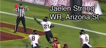 Scouting Report Jaelen Strong