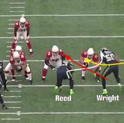 Michael Bennet Pass Rush Cover