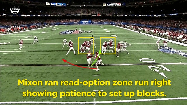 Joe Mixon RB Scouting Report Cover